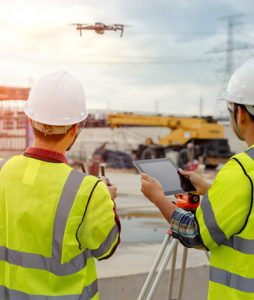 Construction Drone Safety